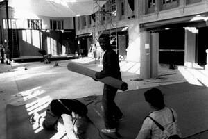 Fin des travaux dans l'Hôtel de Vente |Source Bibliothèque Municipale de Lyon